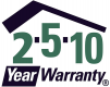 2 5 10 Year Warranty - Destination Homes